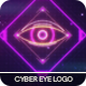 Cyber Eye Logo - VideoHive Item for Sale