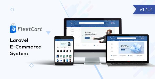 FleetCart - Laravel Ecommerce System - CodeCanyon Item for Sale