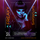 Freaky Saturdays Flyer - GraphicRiver Item for Sale