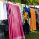 Linen to dry in the sun - PhotoDune Item for Sale