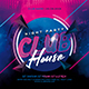 Club House Party Flyer - GraphicRiver Item for Sale