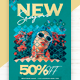 New Season Flyer Template - GraphicRiver Item for Sale