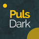 Puls Dark Google Slides Template - GraphicRiver Item for Sale