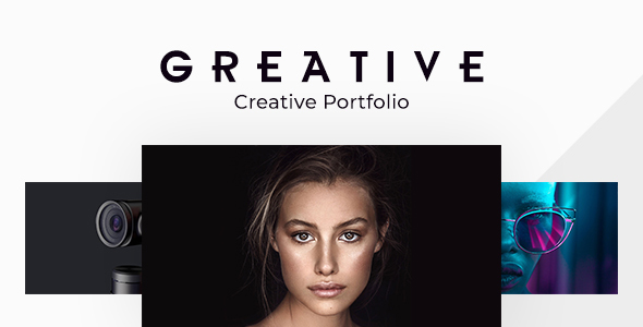 Winia - Creative Ajax Portfolio Template