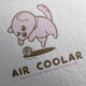 Air Coolar Logo Design - GraphicRiver Item for Sale