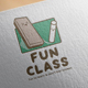 Fun Class Logo Design - GraphicRiver Item for Sale