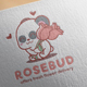 Rosebud Logo Design - GraphicRiver Item for Sale