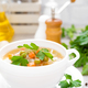 Summer light vegetarian vegetable soup - PhotoDune Item for Sale