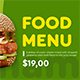 Restaurant Food (Social Media) - VideoHive Item for Sale