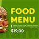 Restaurant Food (Social Media) - VideoHive Item for Sale