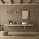 Minimalist bathroom with washbasin - PhotoDune Item for Sale