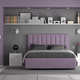 Purple and gray master bedroom - PhotoDune Item for Sale