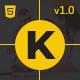 Kulluu - Creative Agency Responsive HTML Template - ThemeForest Item for Sale