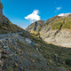 Mountain view of the glacier river and valley at Fox Glacier, We - PhotoDune Item for Sale