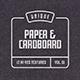 Paper & Cardboard Textures - Vol. 01 - GraphicRiver Item for Sale