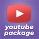 Youtube Broadcast Package - VideoHive Item for Sale