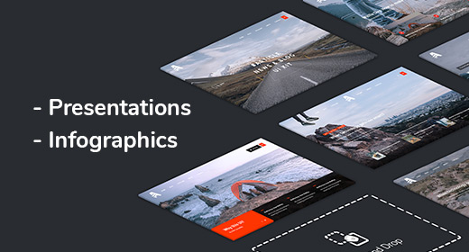 Presentations & Infographics by Grooni