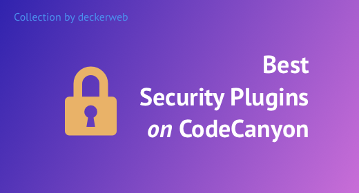Best WordPress Security Plugins on CodeCanyon