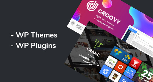 Wordpress Theme & Plugins by Grooni