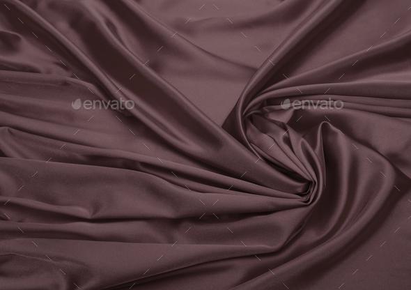silk fabric background - Stock Photo - Images