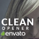 Clean Opener - VideoHive Item for Sale