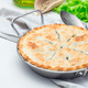 Vegetarian pot pie with lentil, mushroom, potato, carrot and gre - PhotoDune Item for Sale