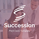 Succession Plan Pitch Deck Powerpoint Template - GraphicRiver Item for Sale