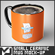 Small Ceramic Mug Mock-Up - GraphicRiver Item for Sale