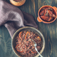Portion of red quinoa with sun-dried tomatoes - PhotoDune Item for Sale