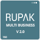 Rupak - Multi Business PowerPoint Presentation Template - GraphicRiver Item for Sale