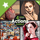 4 Premium Photoshop Actions Bundle - GraphicRiver Item for Sale