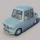 Toon Car No:2 - 3DOcean Item for Sale