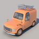 Toon Car No:3 - 3DOcean Item for Sale