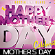 Happy Mother's Day Flyer - GraphicRiver Item for Sale