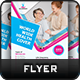 Health Care Insurance Flyer - GraphicRiver Item for Sale