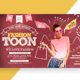 Fashion Toon Flyer Template