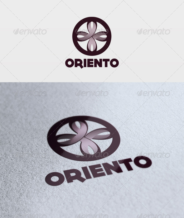 Oriento Logo - Abstract Logo Templates