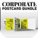 Corporate PostCard Bundle - GraphicRiver Item for Sale