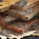 Chia seeds close up - PhotoDune Item for Sale