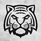Strong Tiger Logo Template - GraphicRiver Item for Sale