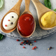 Ketchup, Mustard and Mayonnaise Sauce - PhotoDune Item for Sale