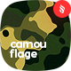 10 Vector Camouflage Backgrounds - GraphicRiver Item for Sale