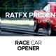 Race Car Opener - VideoHive Item for Sale