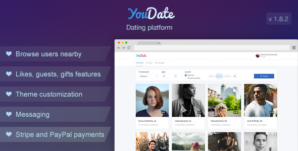 Nulled dating site