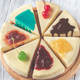 Cheesecake with different toppings - PhotoDune Item for Sale
