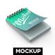 Notepad Mockup - GraphicRiver Item for Sale