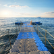 Pontoon in sea - PhotoDune Item for Sale