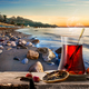 Sea and turkish tea - PhotoDune Item for Sale