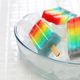 homemade rainbow ice pop - PhotoDune Item for Sale