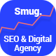 Smug - SEO and Digital Marketing Agency Template - ThemeForest Item for Sale